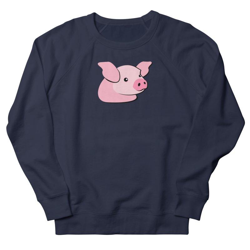 The Pig Men's Sweatshirt by Ginger's Shop