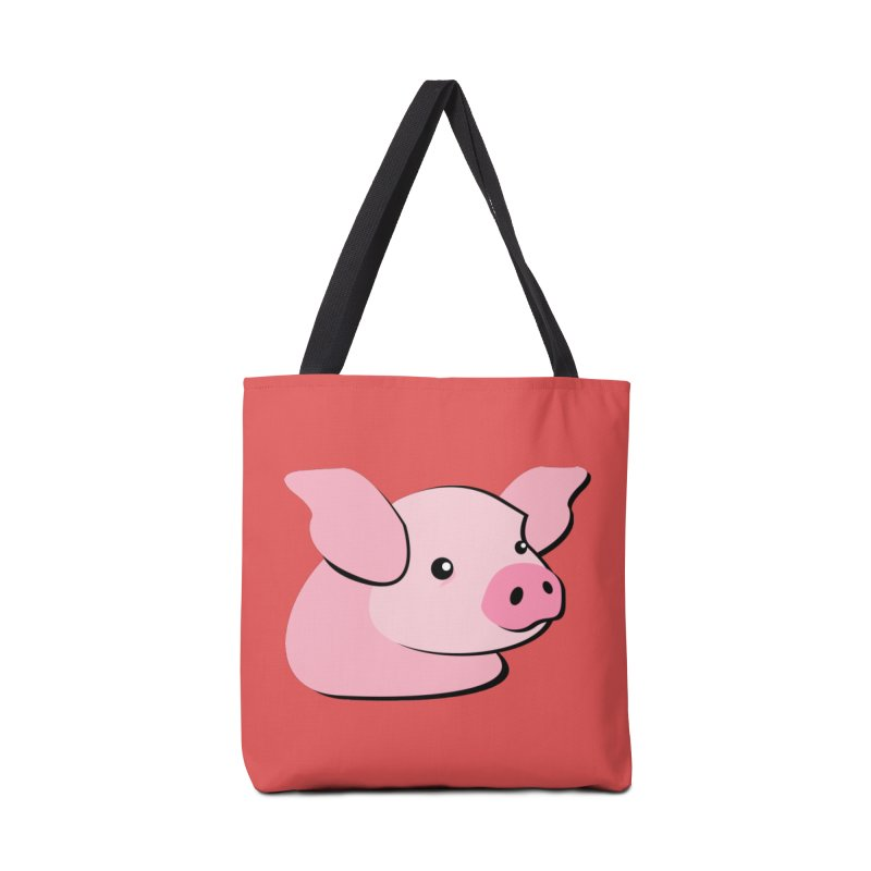 The Pig Accessories Bag by Ginger's Shop