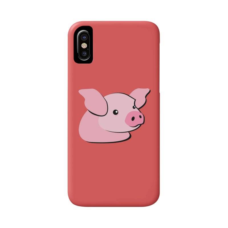 The Pig Accessories Phone Case by Ginger's Shop