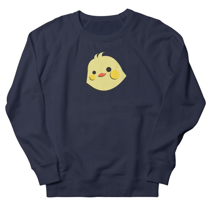 The Chick Men's Sweatshirt by Ginger's Shop