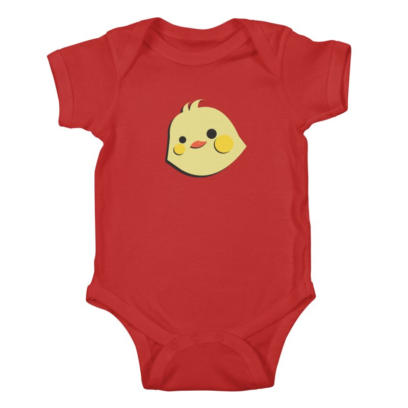 The Chick Kids Baby Bodysuit by Ginger's Shop