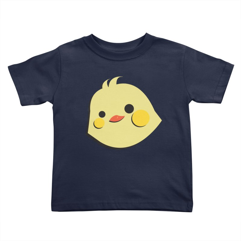 The Chick Kids Toddler T-Shirt by Ginger's Shop