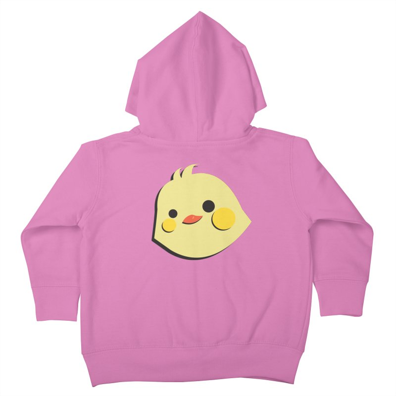 The Chick Kids Toddler Zip-Up Hoody by Ginger's Shop