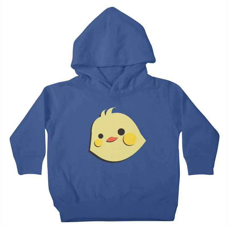 The Chick Kids Toddler Pullover Hoody by Ginger's Shop