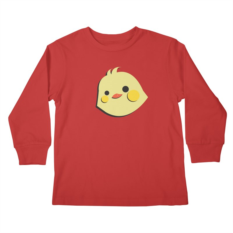 The Chick Kids Longsleeve T-Shirt by Ginger's Shop