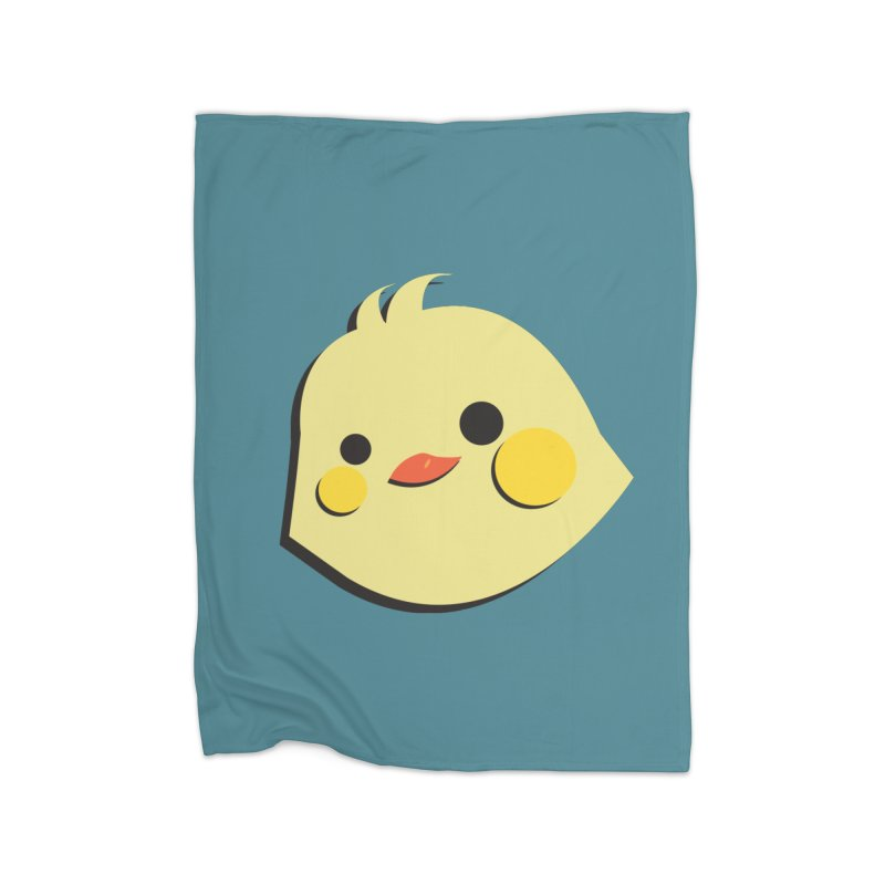 The Chick Home Blanket by Ginger's Shop