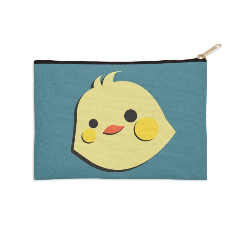 The Chick Accessories Zip Pouch by Ginger's Shop