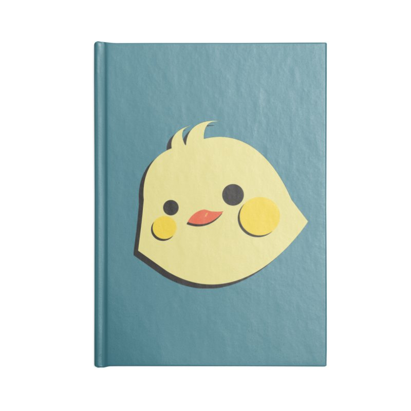The Chick Accessories Notebook by Ginger's Shop