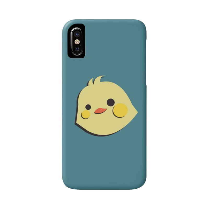 The Chick Accessories Phone Case by Ginger's Shop