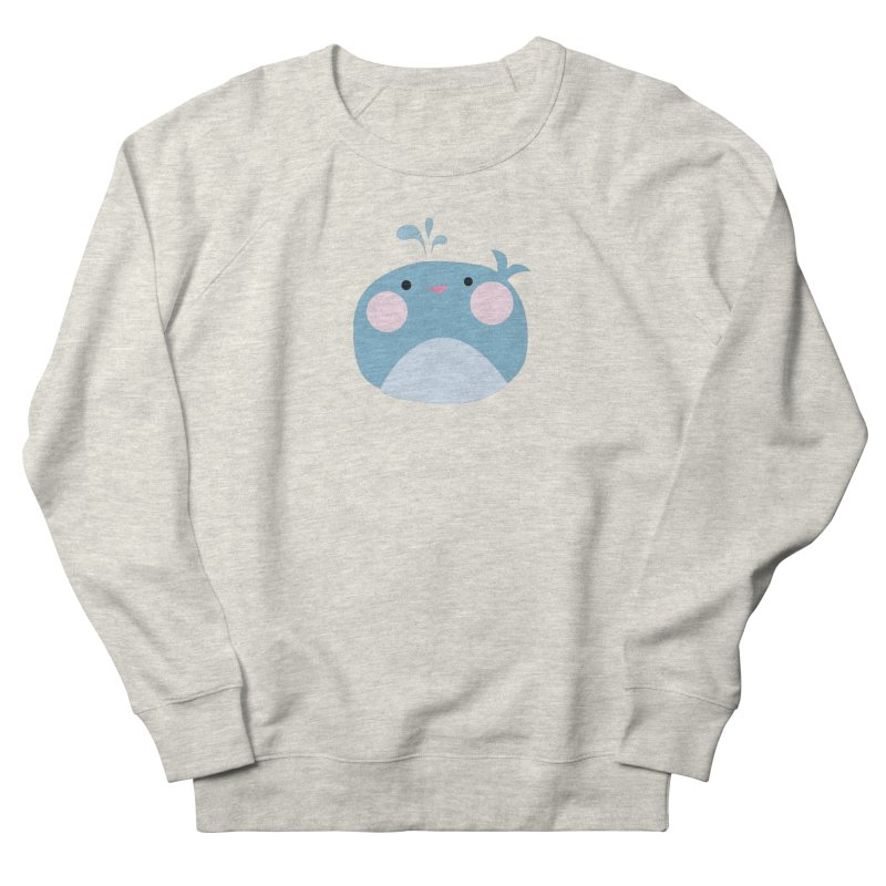 Party Whale Men's Sweatshirt by Ginger's Shop