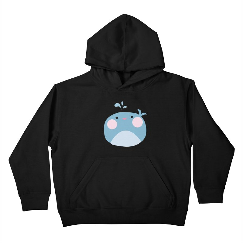 Party Whale Kids Pullover Hoody by Ginger's Shop