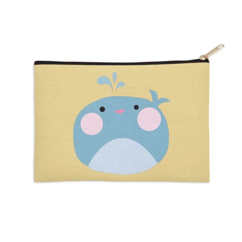 Party Whale Accessories Zip Pouch by Ginger's Shop