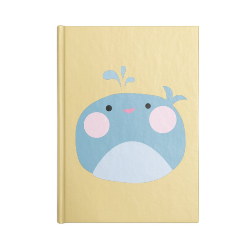 Party Whale Accessories Notebook by Ginger's Shop