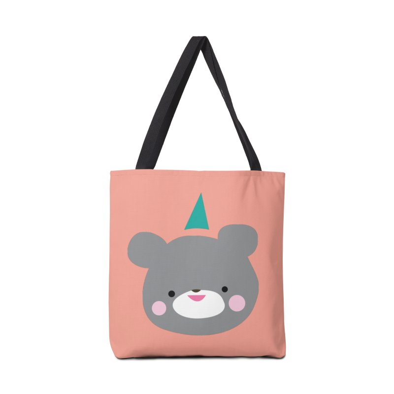 Party Bear Accessories Bag by Ginger's Shop