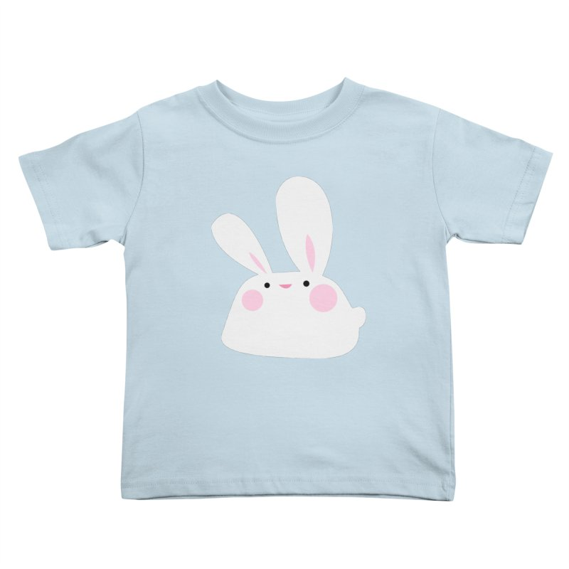Party Bunny Kids Toddler T-Shirt by Ginger's Shop