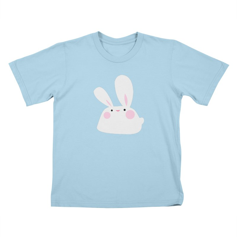 Party Bunny Kids T-Shirt by Ginger's Shop