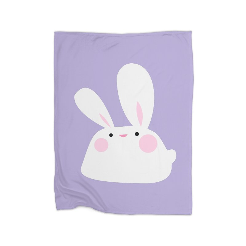 Party Bunny Home Blanket by Ginger's Shop