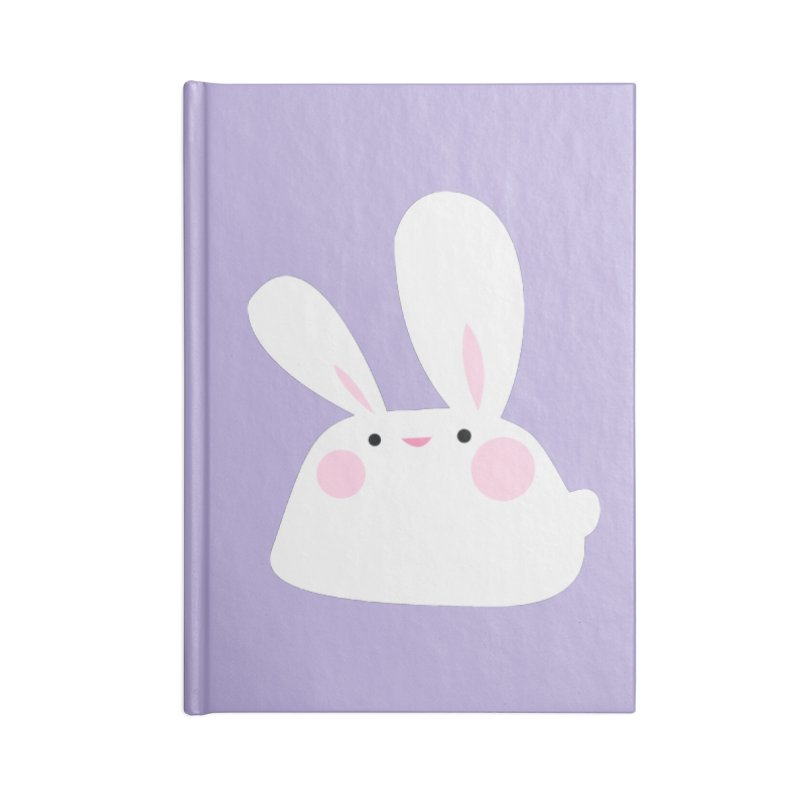 Party Bunny Accessories Notebook by Ginger's Shop