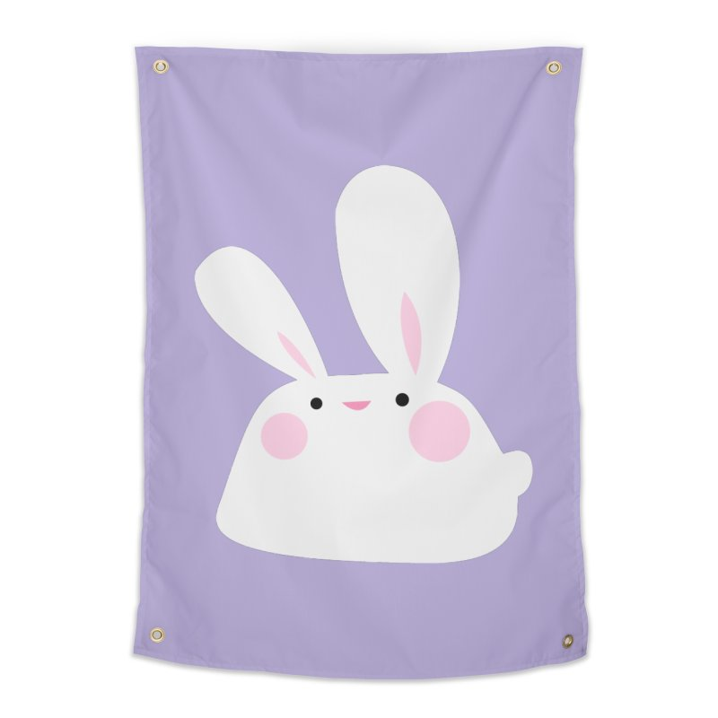 Party Bunny Home Tapestry by Ginger's Shop