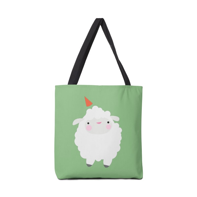 Party Lamb Accessories Bag by Ginger's Shop