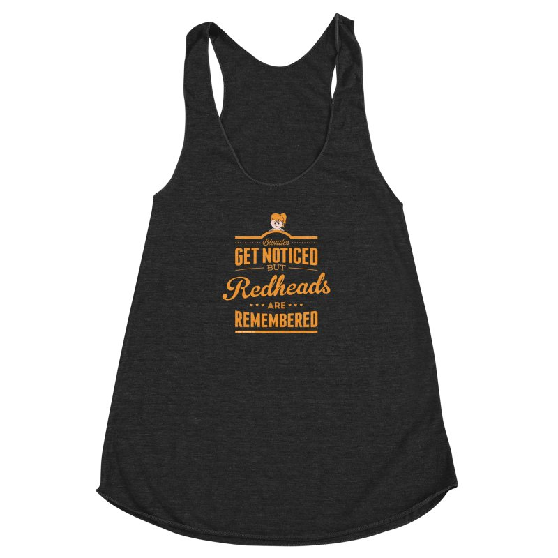 RemembeRED Women's Tank by Ginger With Attitude's Artist Shop