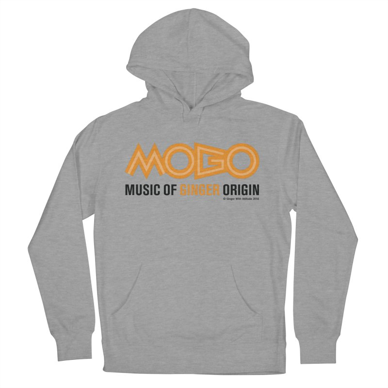MOGO Women's Pullover Hoody by Ginger With Attitude's Artist Shop