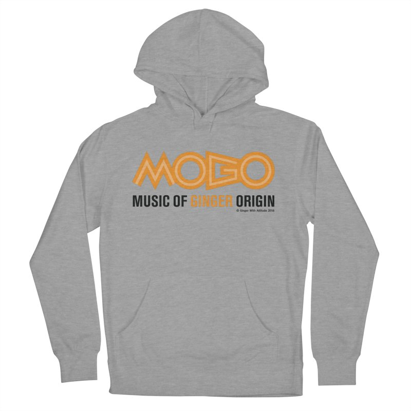 MOGO Men's Pullover Hoody by Ginger With Attitude's Artist Shop