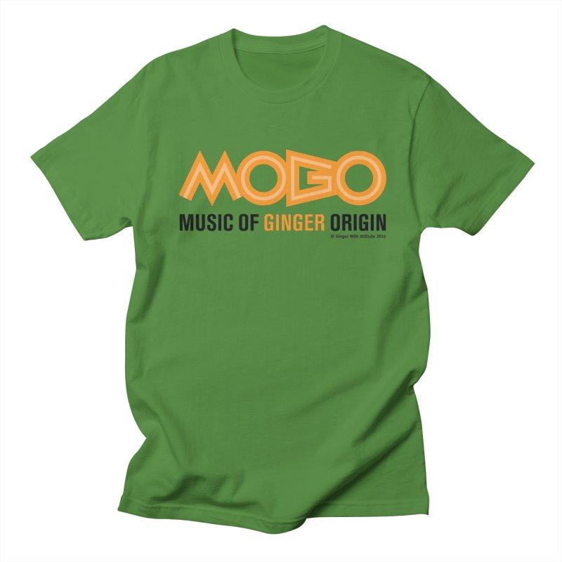 MOGO Men's Regular T-Shirt by Ginger With Attitude's Artist Shop
