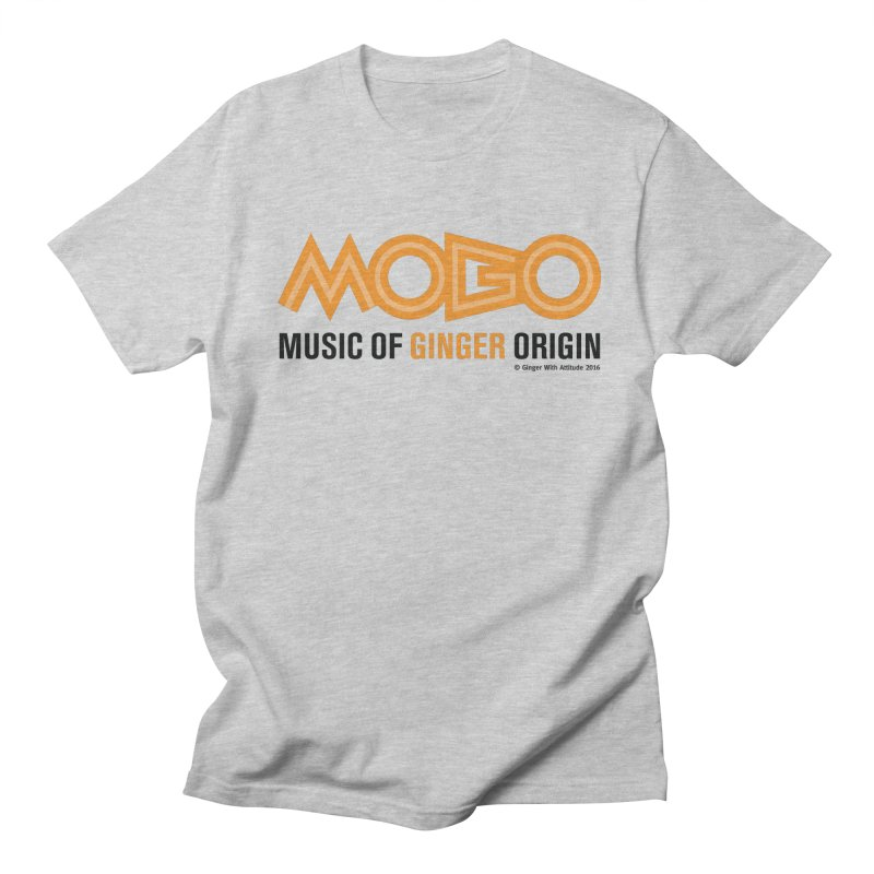 MOGO Men's T-shirt by Ginger With Attitude's Artist Shop