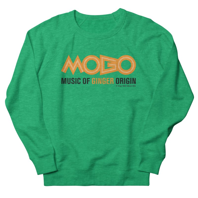 MOGO Men's Sweatshirt by Ginger With Attitude's Artist Shop