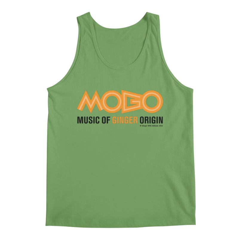 MOGO Men's Tank by Ginger With Attitude's Artist Shop