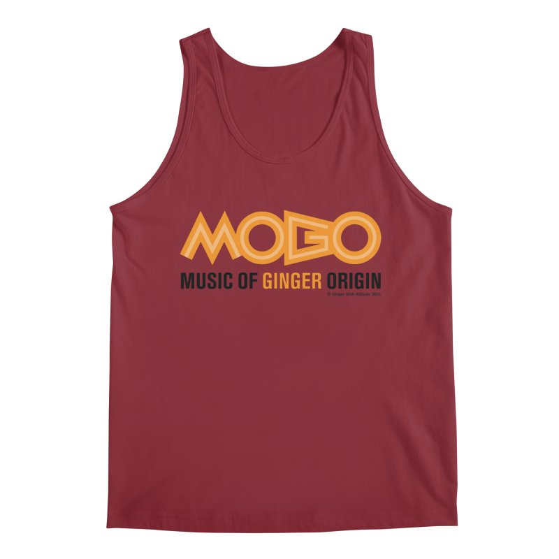 MOGO Men's Regular Tank by Ginger With Attitude's Artist Shop