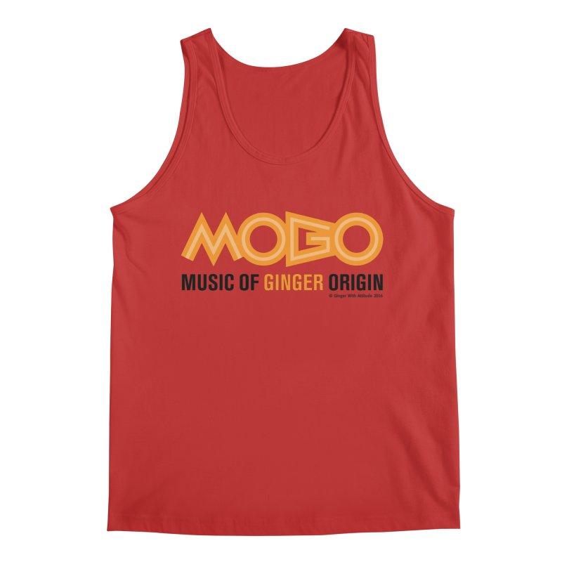MOGO Men's Regular Tank by Ginger With Attitude's Artist Shop