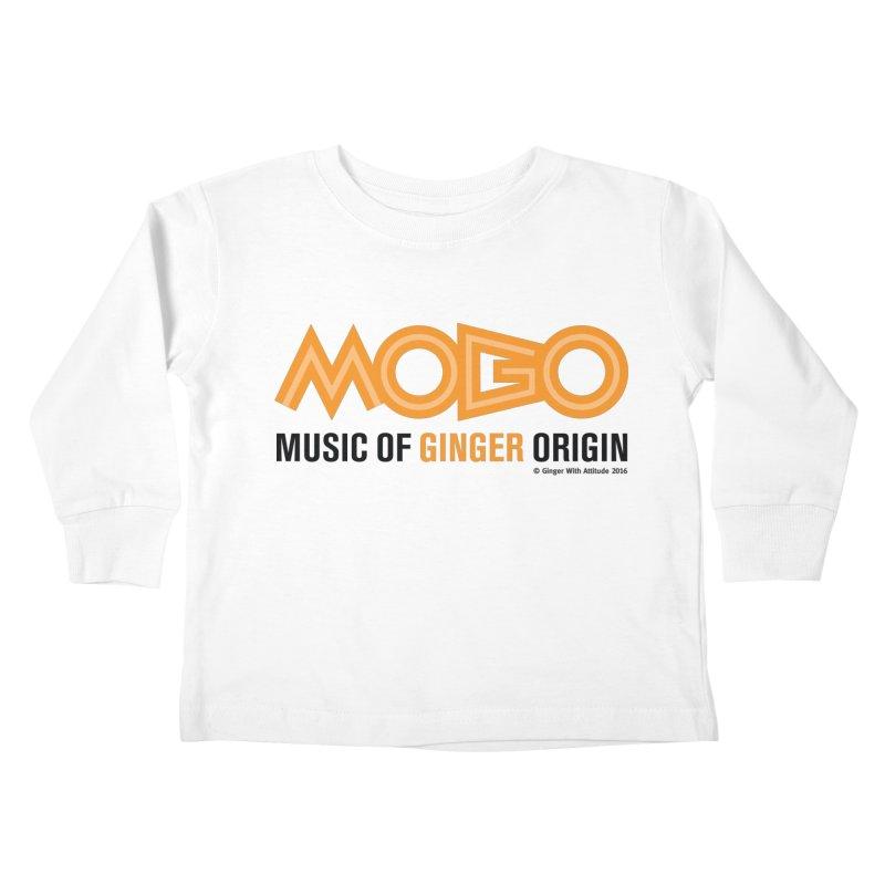 MOGO Kids Toddler Longsleeve T-Shirt by Ginger With Attitude's Artist Shop