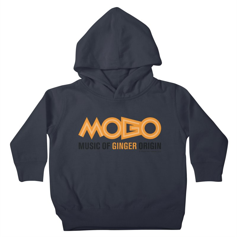 MOGO Kids Toddler Pullover Hoody by Ginger With Attitude's Artist Shop