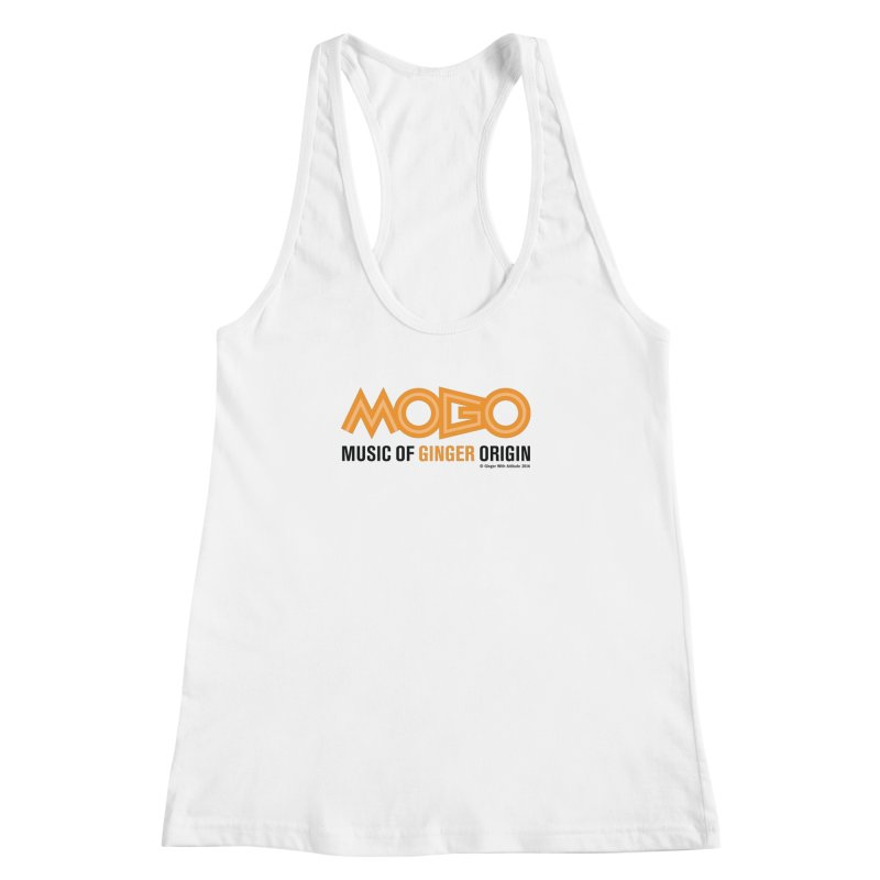 MOGO Women's Racerback Tank by Ginger With Attitude's Artist Shop