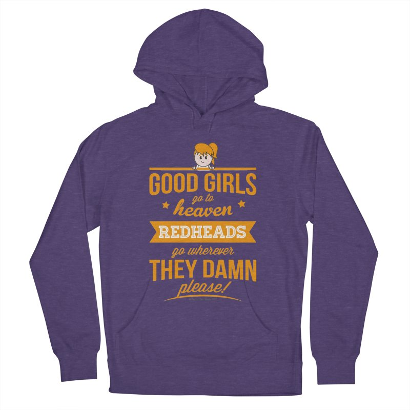 Good Girls Men's Pullover Hoody by Ginger With Attitude's Artist Shop