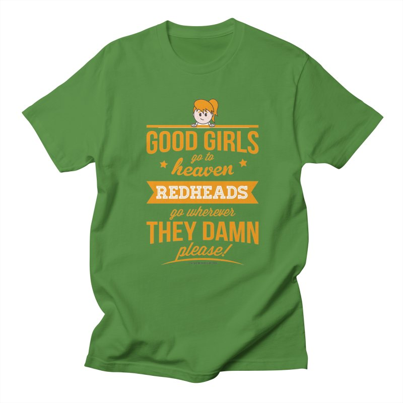Good Girls Men's Regular T-Shirt by Ginger With Attitude's Artist Shop