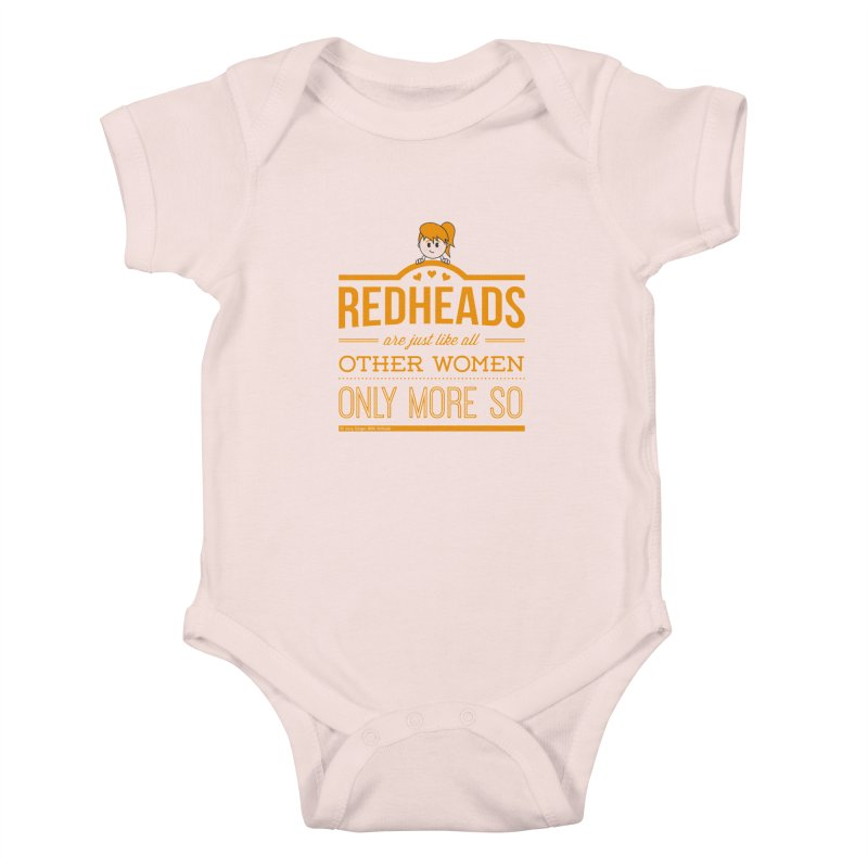 More So Kids Baby Bodysuit by Ginger With Attitude's Artist Shop