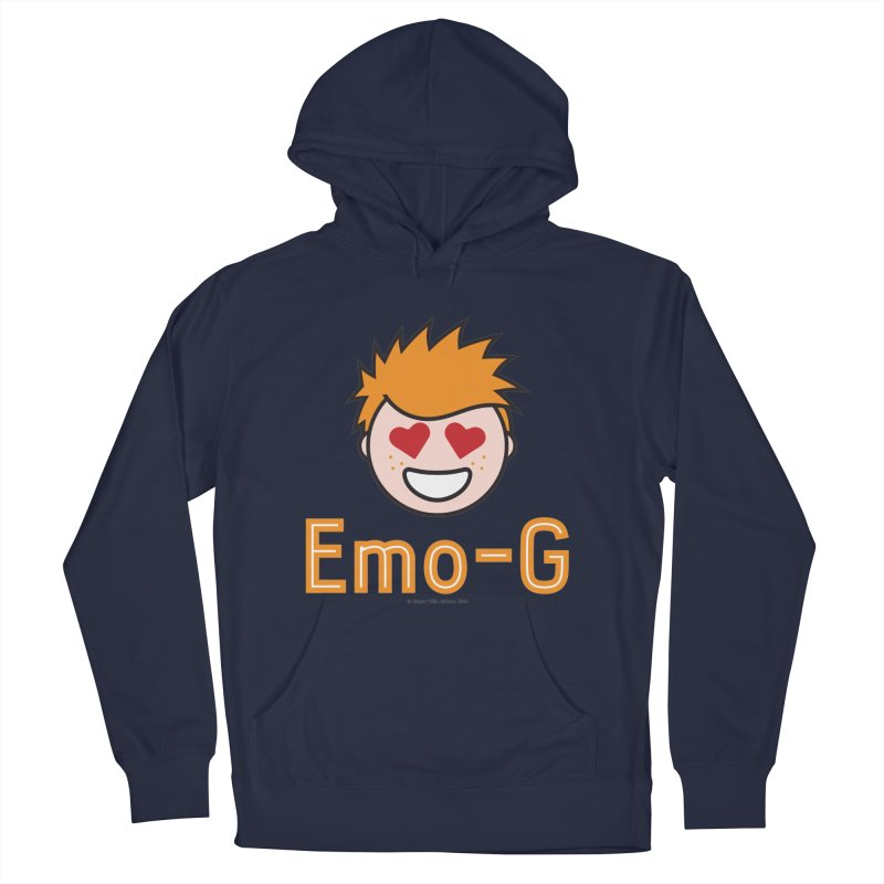 Emo-G Men's Pullover Hoody by Ginger With Attitude's Artist Shop