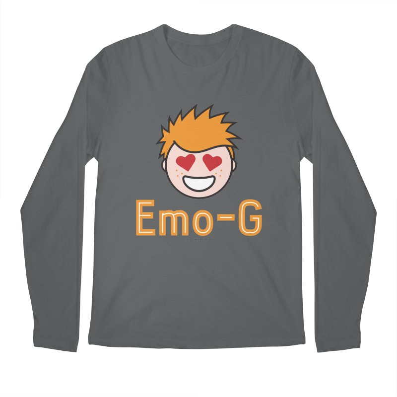 Emo-G Men's Longsleeve T-Shirt by Ginger With Attitude's Artist Shop