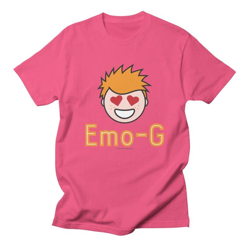 Emo-G Men's Regular T-Shirt by Ginger With Attitude's Artist Shop