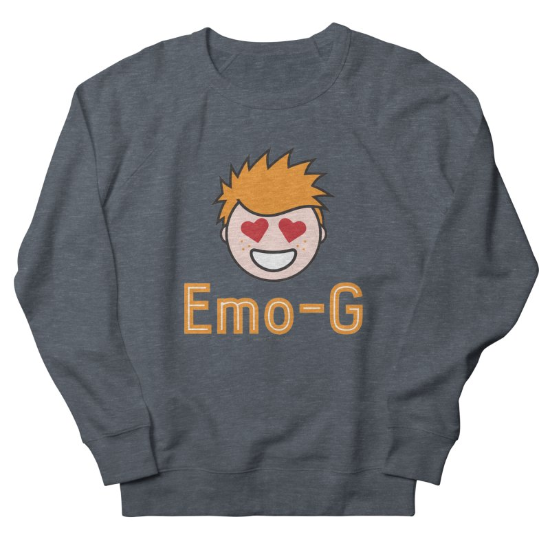 Emo-G Women's Sweatshirt by Ginger With Attitude's Artist Shop