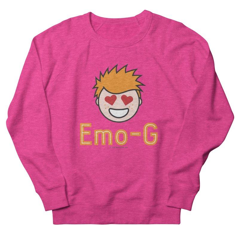 Emo-G Women's Sweatshirt by Ginger With Attitude's Artist Shop