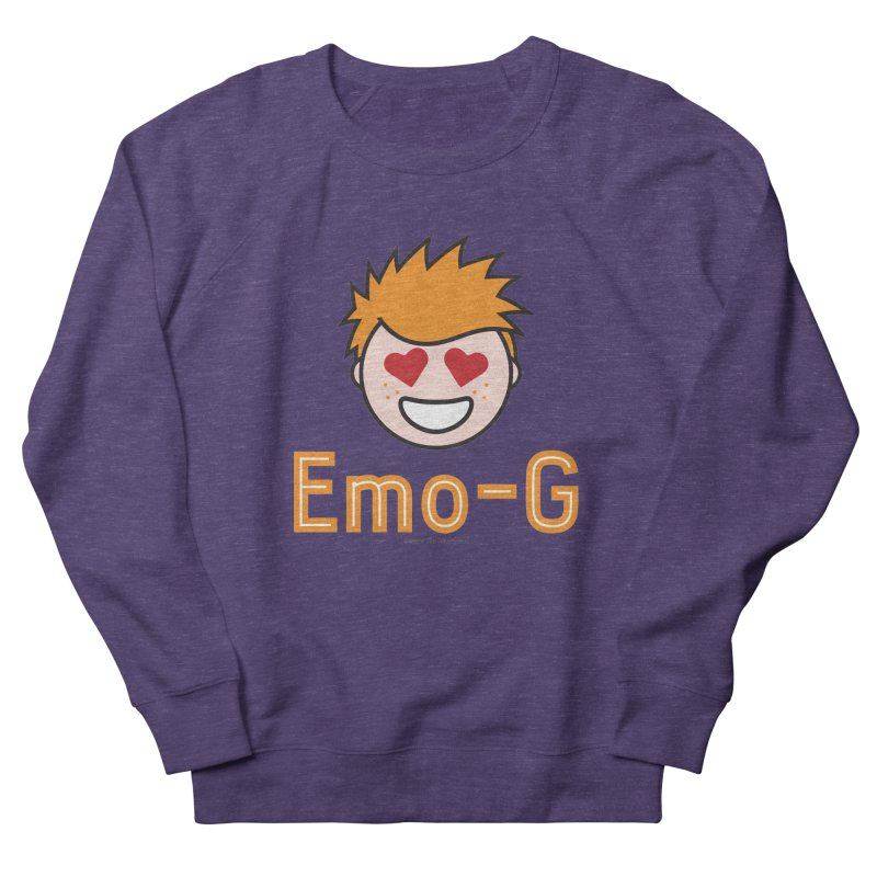 Emo-G Men's Sweatshirt by Ginger With Attitude's Artist Shop