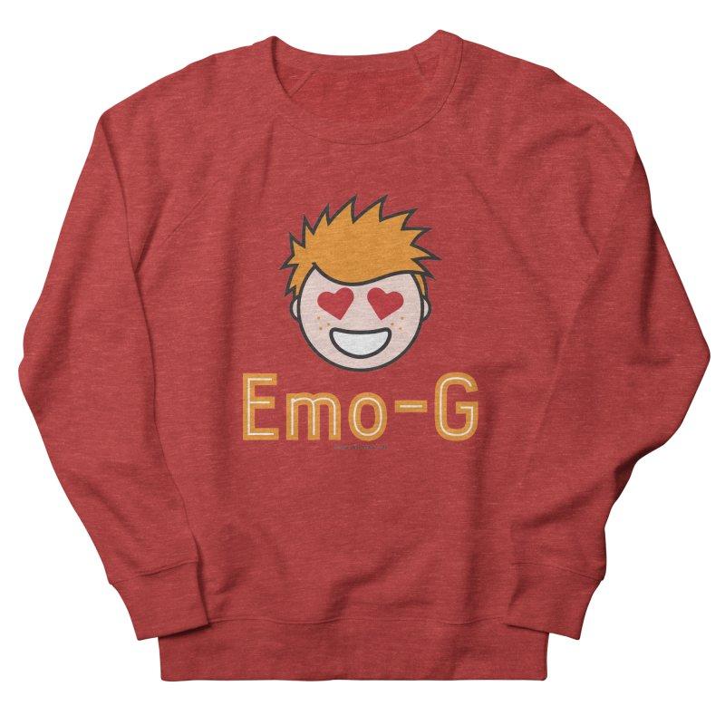 Emo-G Men's Sweatshirt by Ginger With Attitude's Artist Shop