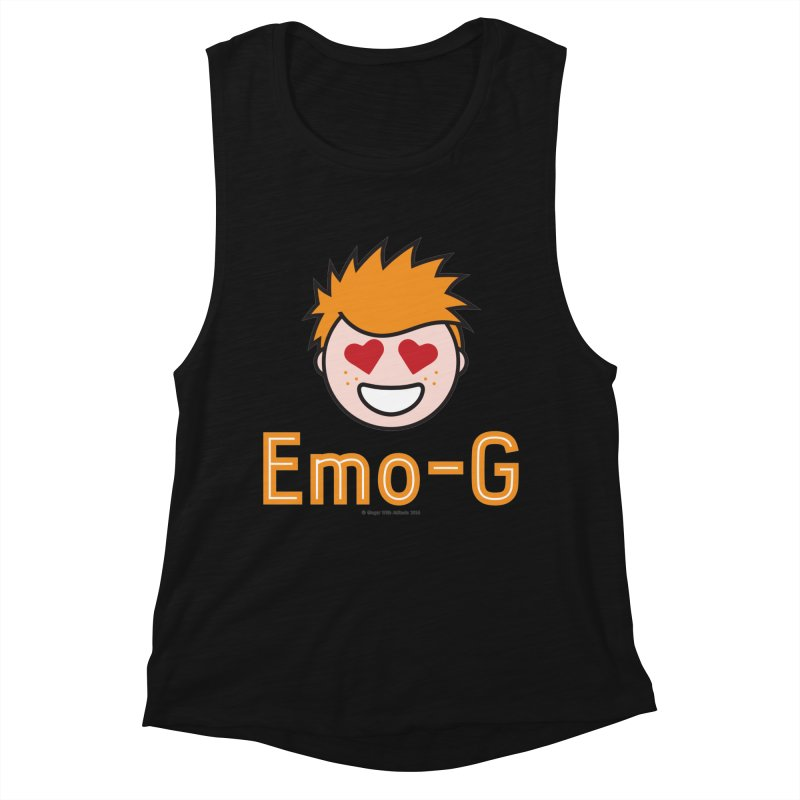 Emo-G Women's Tank by Ginger With Attitude's Artist Shop