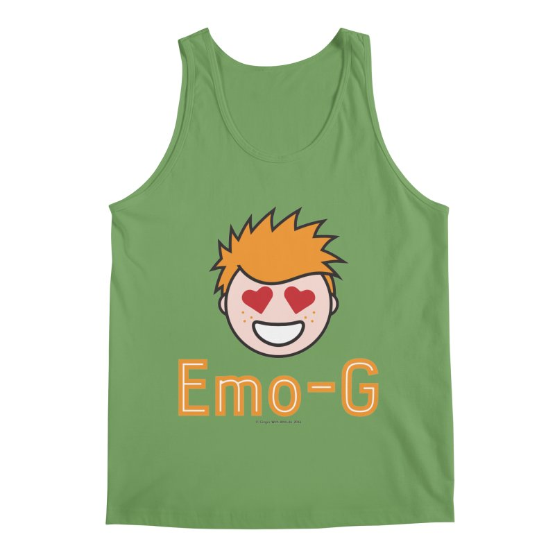 Emo-G Men's Tank by Ginger With Attitude's Artist Shop