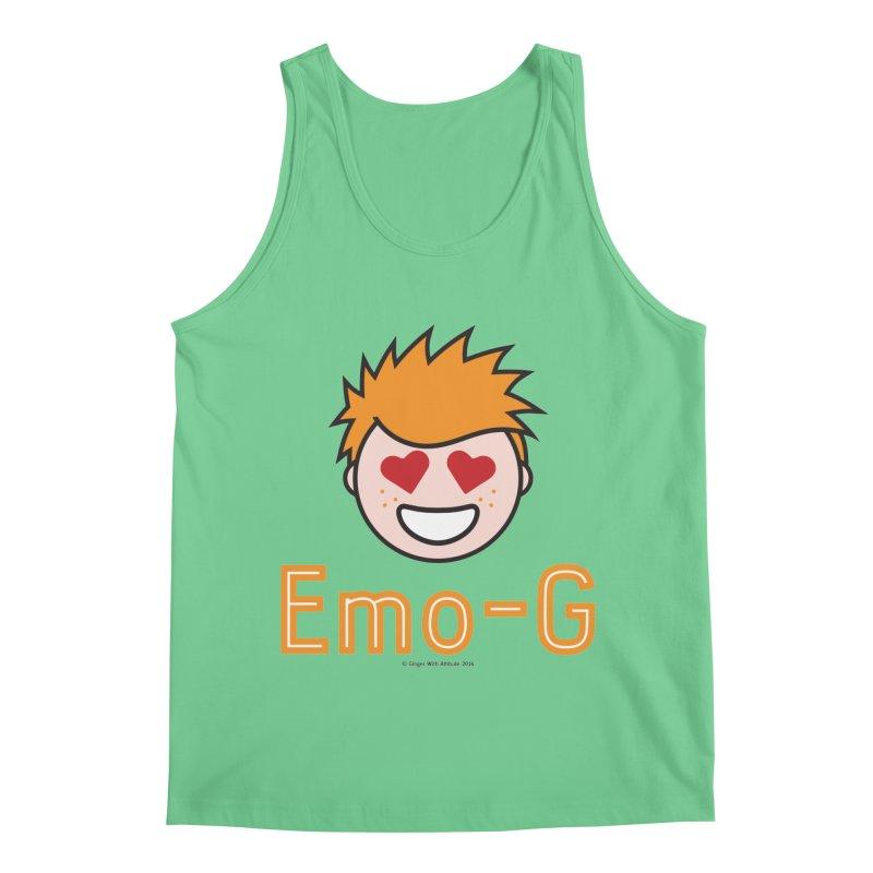 Emo-G Men's Regular Tank by Ginger With Attitude's Artist Shop