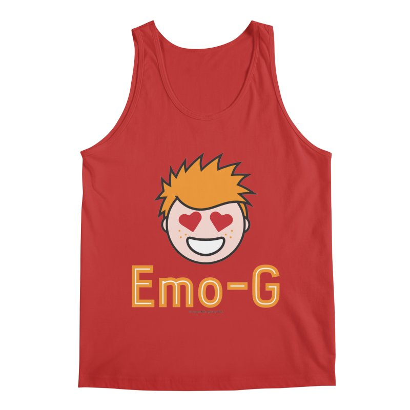 Emo-G Men's Regular Tank by Ginger With Attitude's Artist Shop